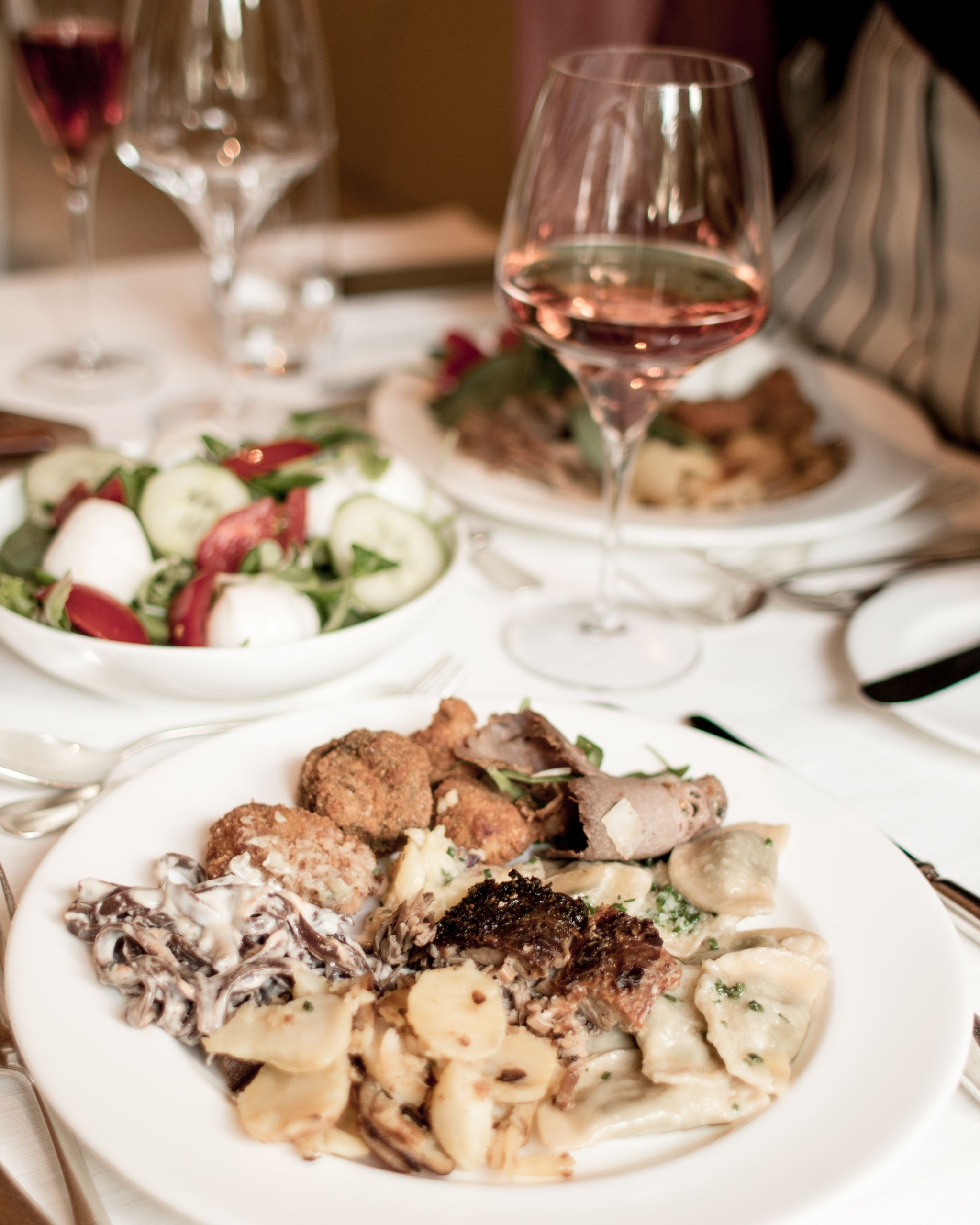 Adler Dolomites Hotel Ortisei Italy Hotel Hospitality Brand Photography Evening Meal Farmers Buffet