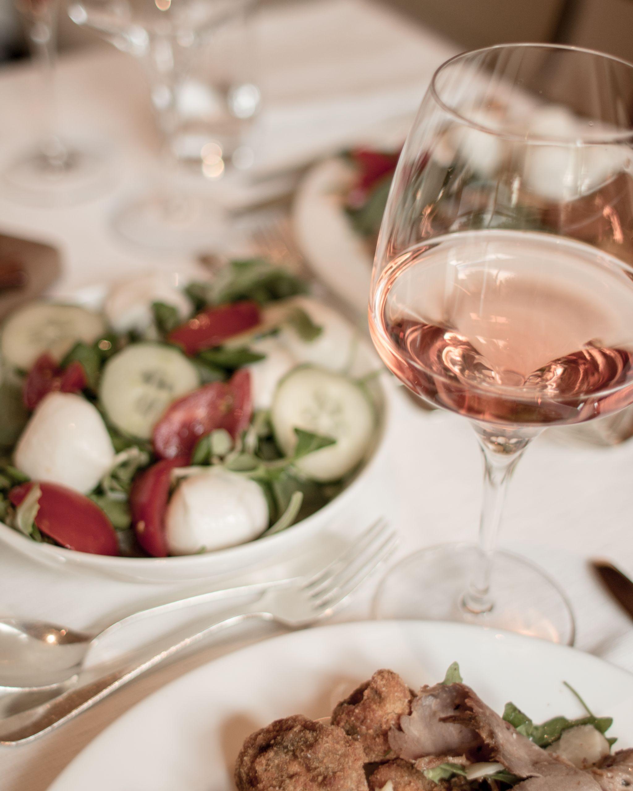 Adler Dolomites Hotel Ortisei Italy Hotel Hospitality Brand Photography Evening Meal Italian Rose