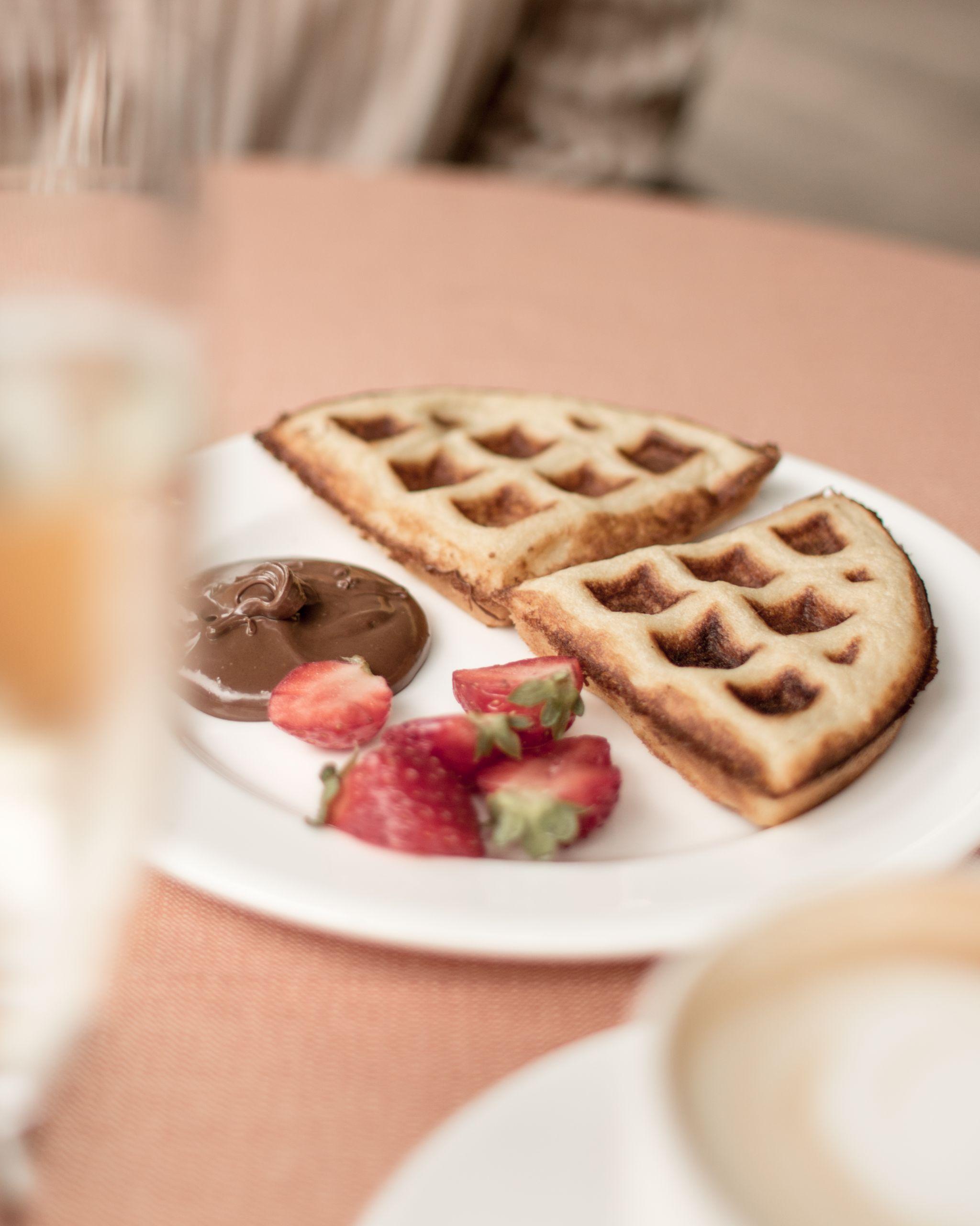Adler Dolomites Hotel Ortisei Italy Hotel Hospitality Brand Photography Italian Breakfast Nutella Waffles
