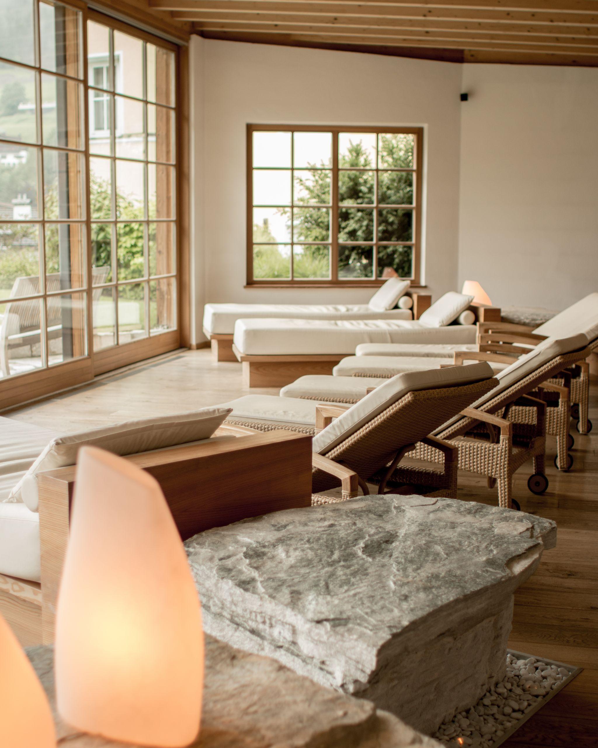 Adler Dolomites Hotel Ortisei Italy Hotel Hospitality Brand Photography Sauna