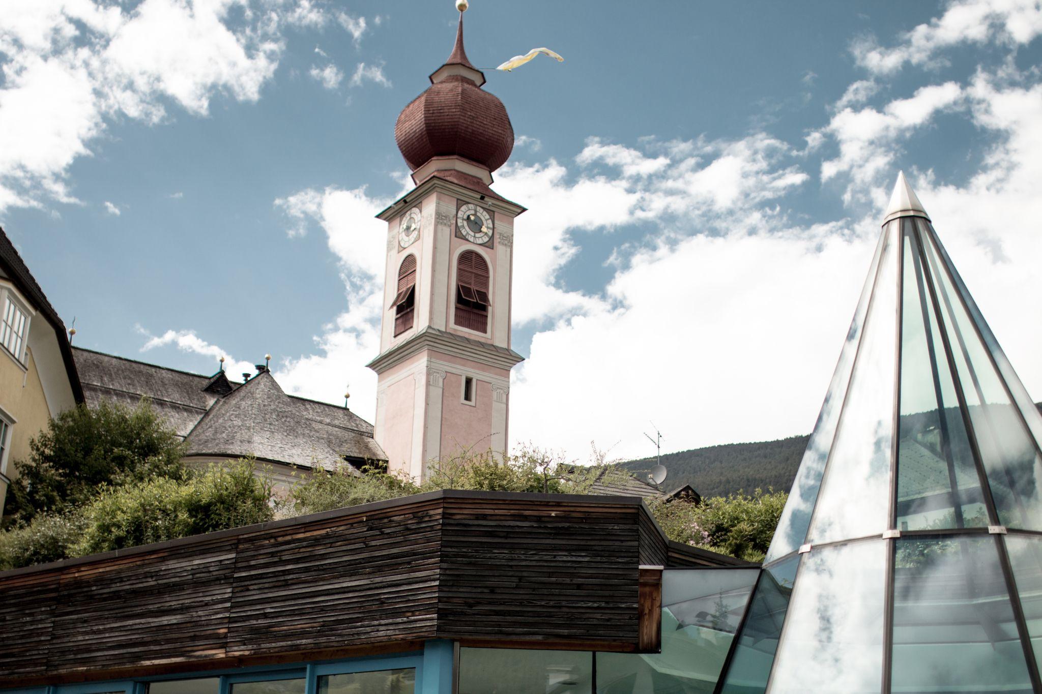 Adler Dolomites Ortisei Italy Hotel Hospitality Brand Photography Exterior Pool