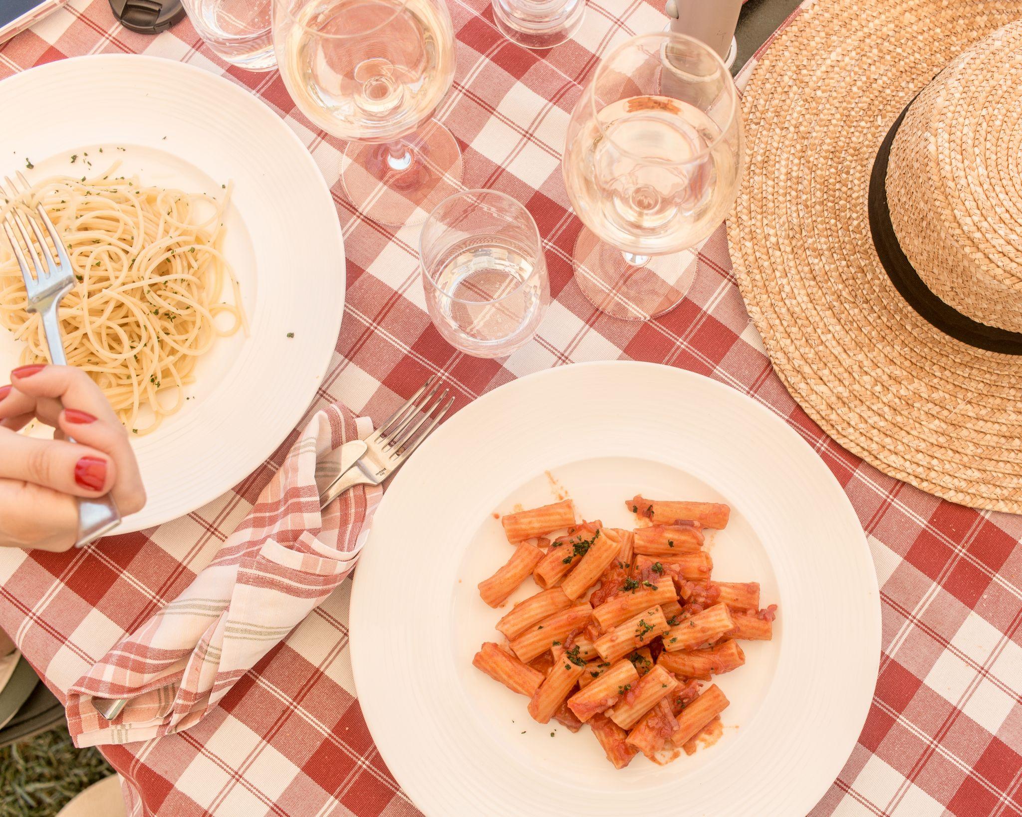 Adler Thermae Hotel Tuscany Hospitality Brand Hotel Travel Photography pasta