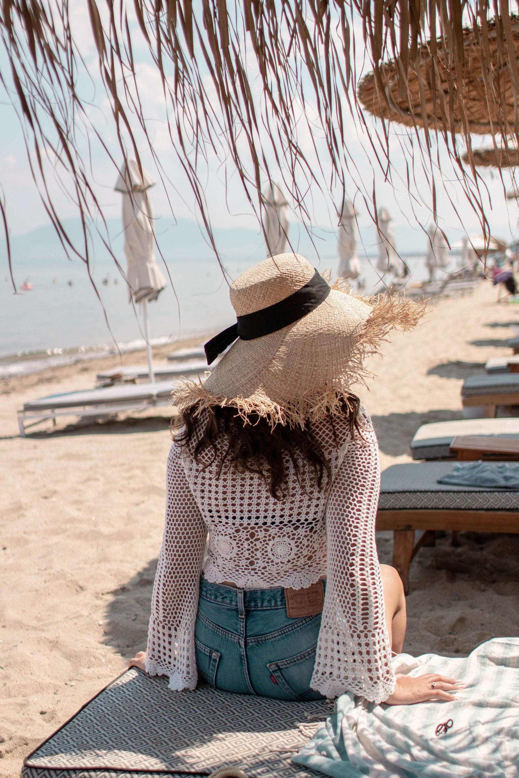 hannah layford travel photography tourist board discover greece thessaloniki agia triada beach