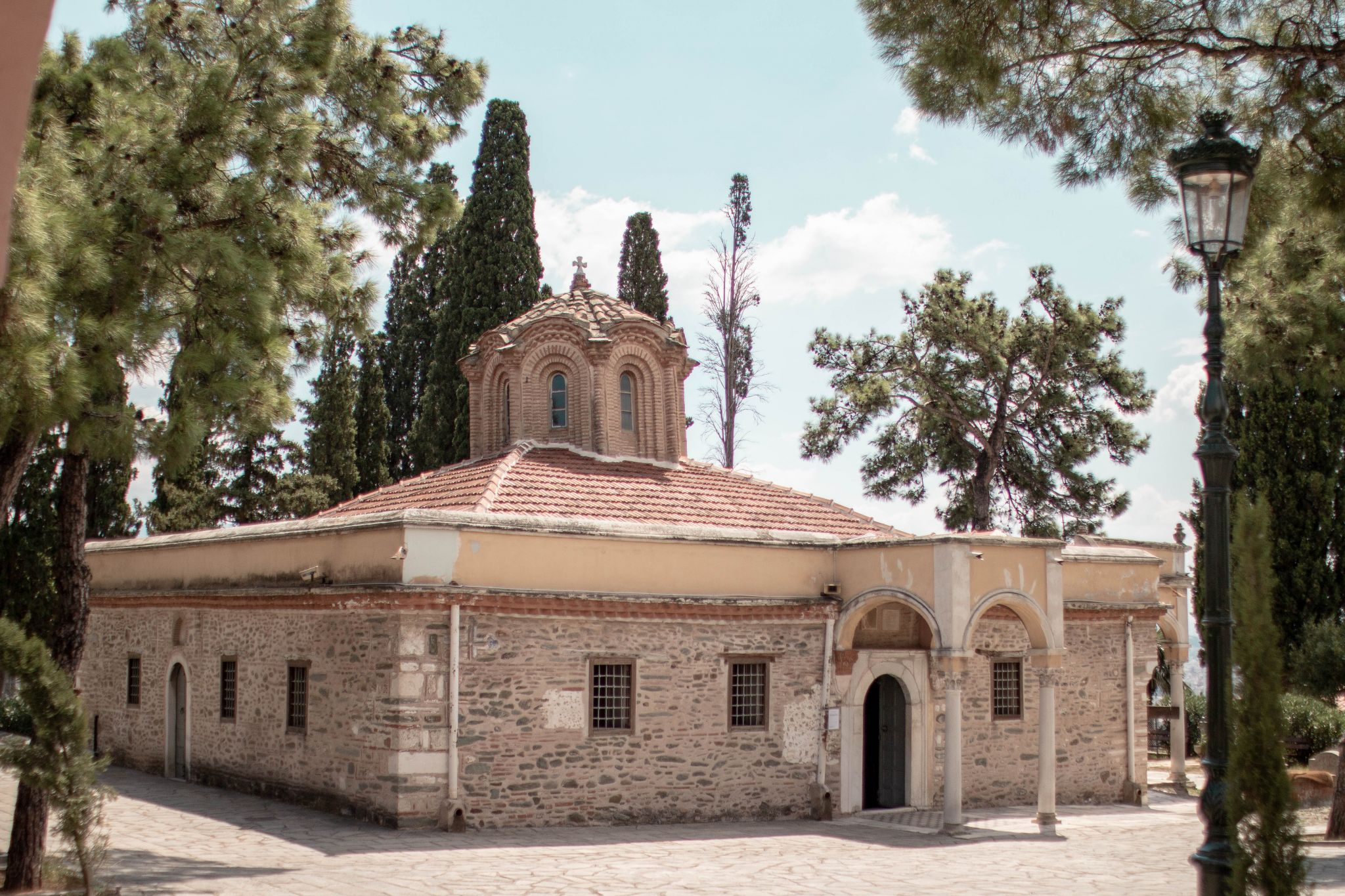 hannah layford travel photography tourist board discover greece thessaloniki monastery greek orthodox