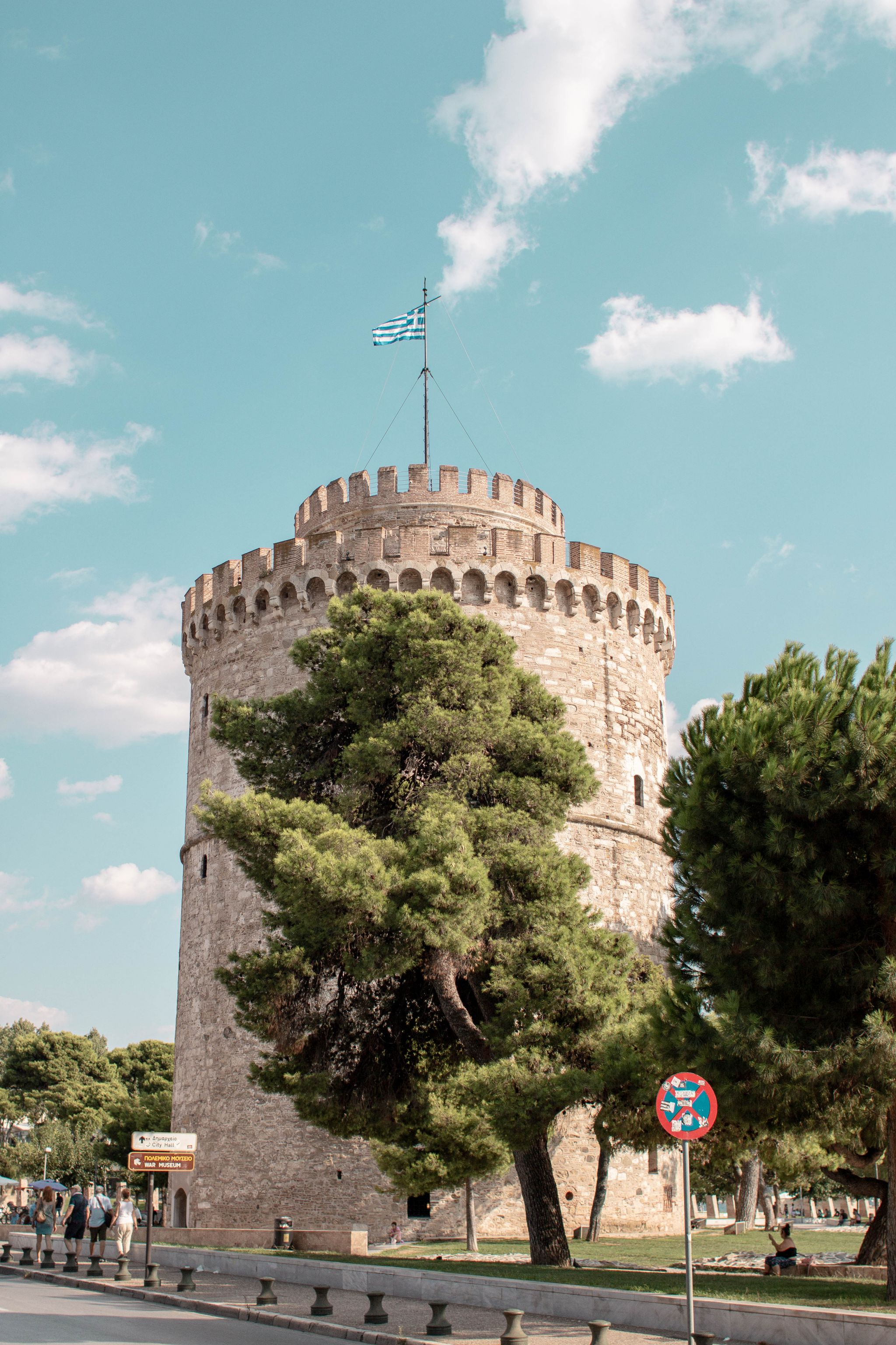 hannah layford travel photography tourist board discover greece thessaloniki white tower