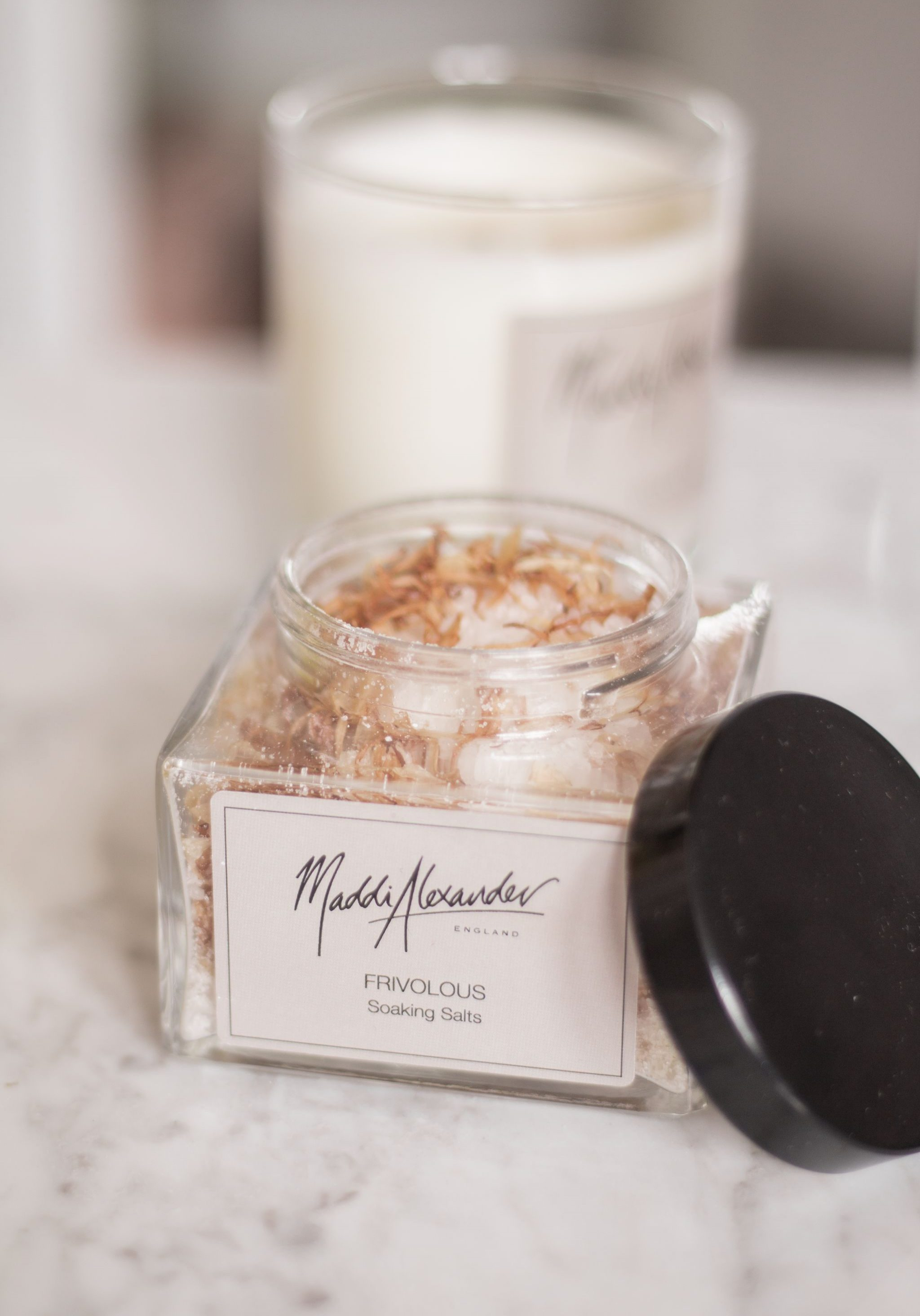 Maddi Alexander Social Media Photography Lifestyle Content Creation Frivolous Soaking Salts Mothers Day Gift Ideas